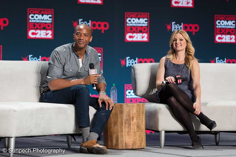 J. August Richards Spotlight