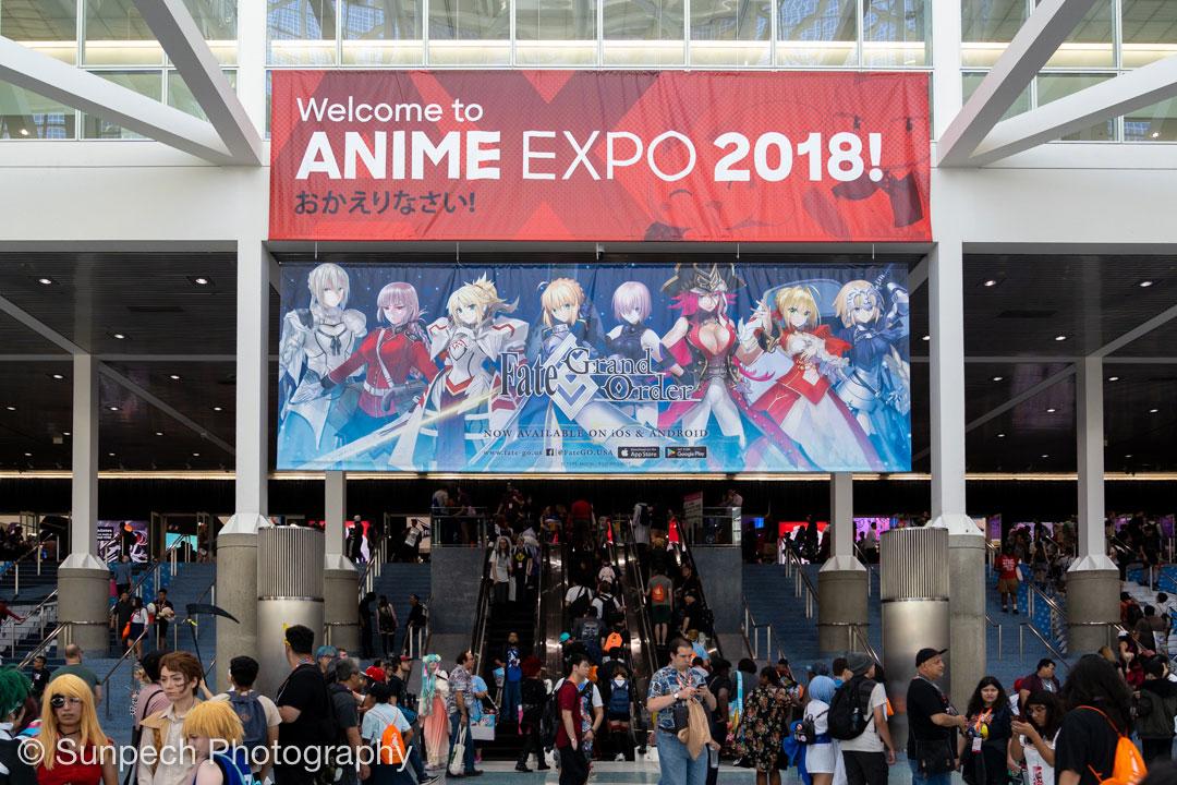 Anime Expo 2018 Sunpech Com