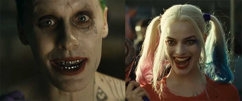 Joker and Harely Quinn